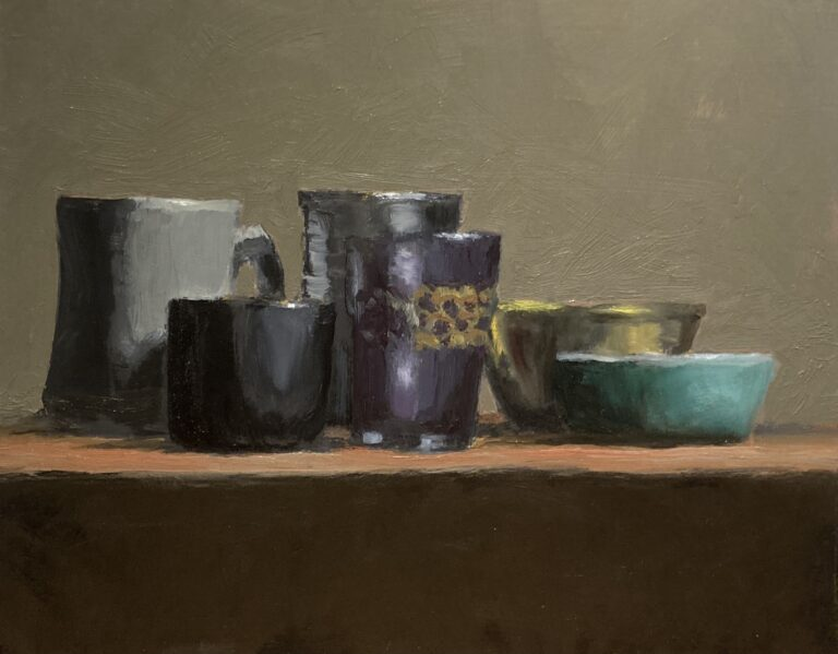 Still Life with Soup Can